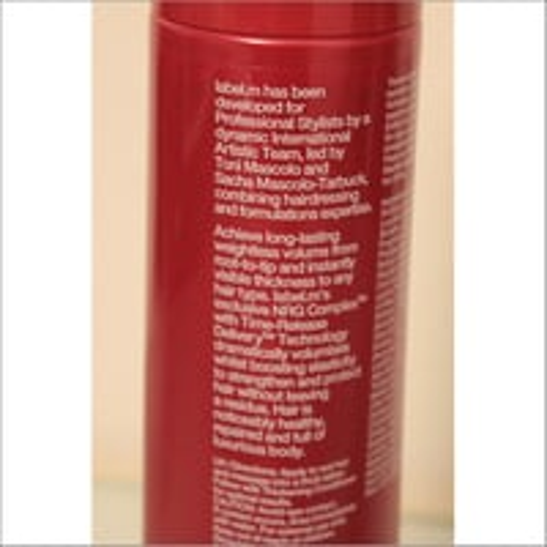 Conditioner Labels