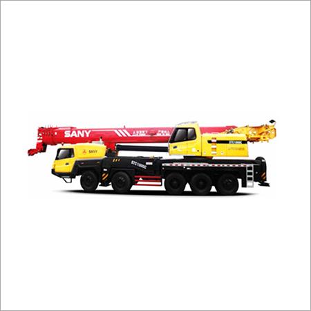 100 Ton Truck Crane