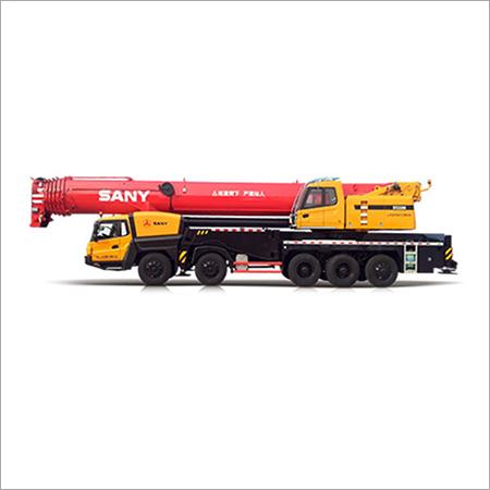 160 Ton Truck Crane