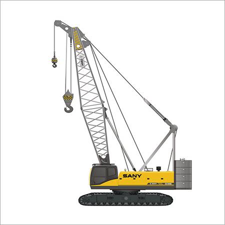 100 Ton Crawler Crane