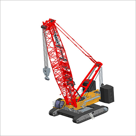 260 Ton Crawler Crane