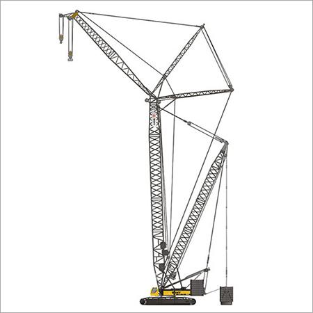 400 Ton Crawler Crane