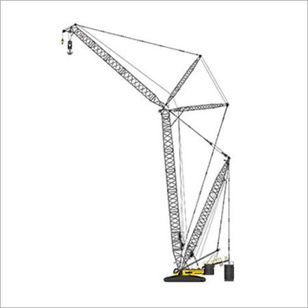 750 Ton Crawler Crane