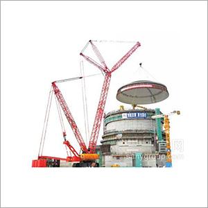 1600 Ton Crawler Crane