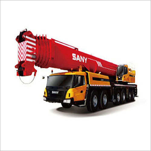 350 Ton All Terrain Crane