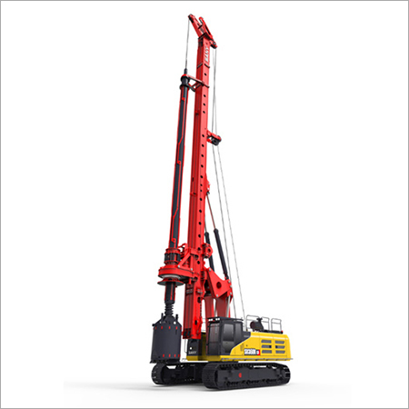 250 kN.m Torque Piling Rig