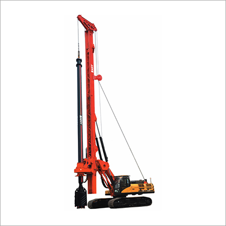 280 kN.m Torque Piling Rig