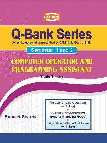 COPA Q-Bank SEM 1 AND 2 Publisher In Delhi,COPA Q-Bank SEM 1