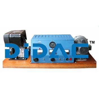 Alternative Energy Conservation Training Equipment