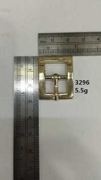 Square pin buckle,white nickel,antique buckle, good quality,fittings