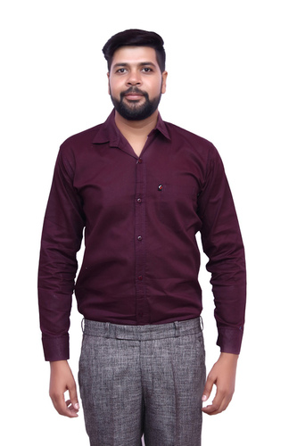 LONDON LOOKS MEN'S FORMAL SHIRT