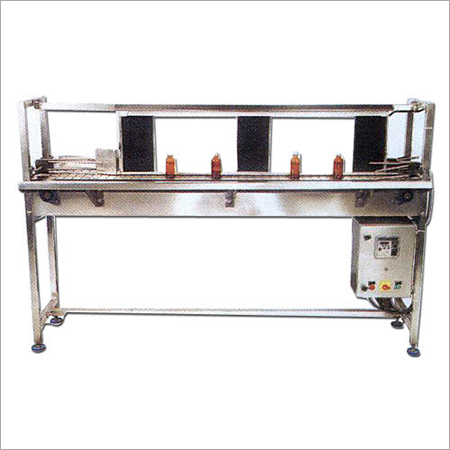 Liquid Eye Inspection Conveyor