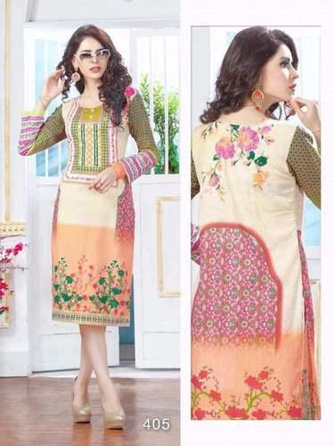 Cotton Kurtis India Manufacturer Exports