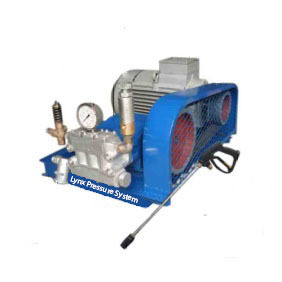 High Pressure Plunger Pumps