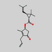 Bioallethrin