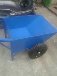Plastic Wheel Barrow