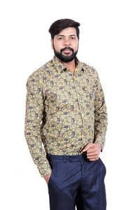 LONDON LOOKS MEN'S CASUAL SHIRT