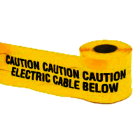 Electrical Underground warning tape