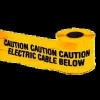 Electrical Underground warning tape