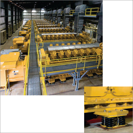 Anti Vibration Mounts for Diesel Generators Set