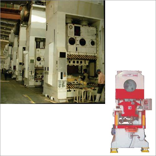 Anti Vibration Mounts for Power Presses