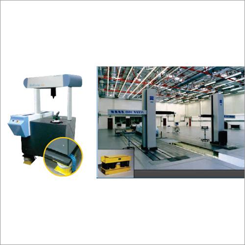 Passive Isolation Of CMM & Measuring Machines