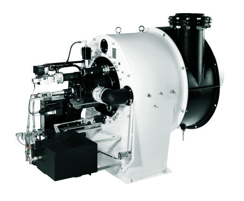 Steam Air Atomized Burner