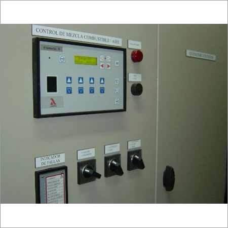 Industrial Burner Control System