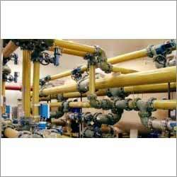 Oil Gas Piping System