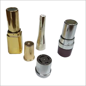 Cosmetic Packaging Vacuum Metallizing