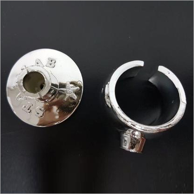 Curtain Rod Ends Metallizing