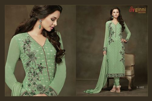 Shop Georgette Designer Suits