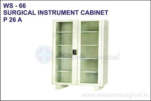 Surgical Instrument Cabinet