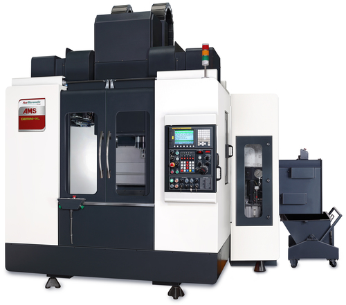 Twin Spindle Machining Centers