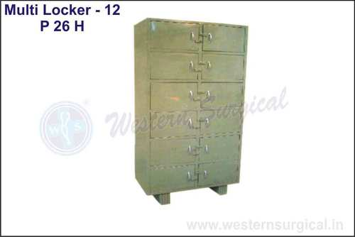 MULTI LOCKER 12