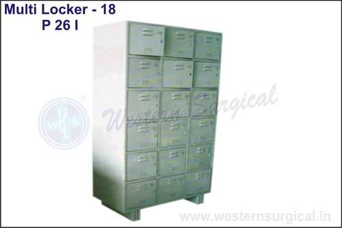 MULTI LOCKER 18