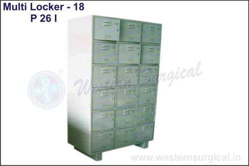 MULTI LOCKER 18
