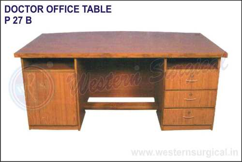 Doctor Office Table
