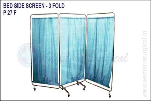 BED SIDE SCREEN - 3 FOLD