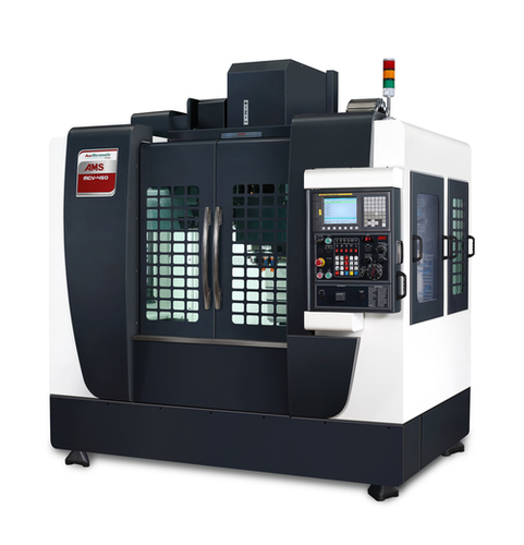 Vertical Machining Center Fixture Close Door