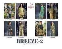 DEEPSY (BREEZE-2) Pasmina Salwar Kameez Wholesale
