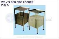BED SIDE LOCKER