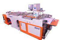 Scratch Card Coating And Printing Machine