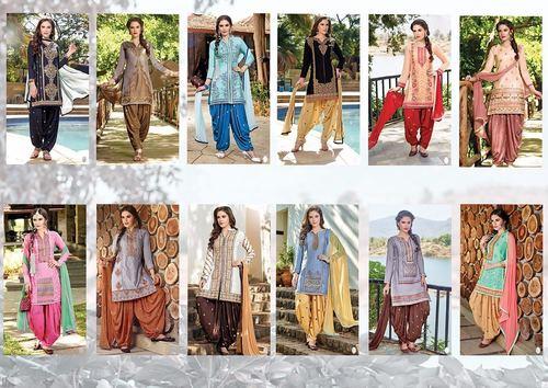 Straight Salwar Kameez (THE QUEEN)