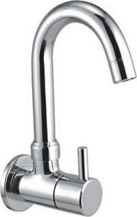 Brass Sink Tap With Swivel Spout