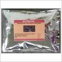 Actilive for Municipal Solid Waste Treatment
