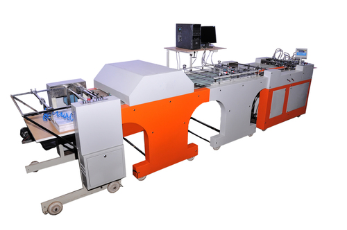 Variable Data Printing Machine With IR System