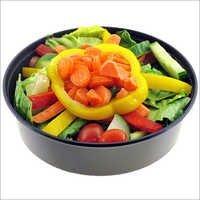 Full Plate Green Salad