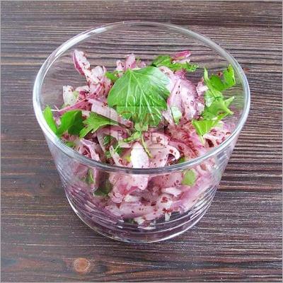 Half Plate Onion Salad