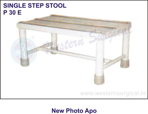 Single Step Stool